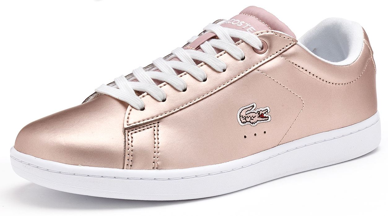 With Paypal Cheap Price Pick A Best Sale Online Carnaby EVO Trainers In Pink - Pink Lacoste TCrtp