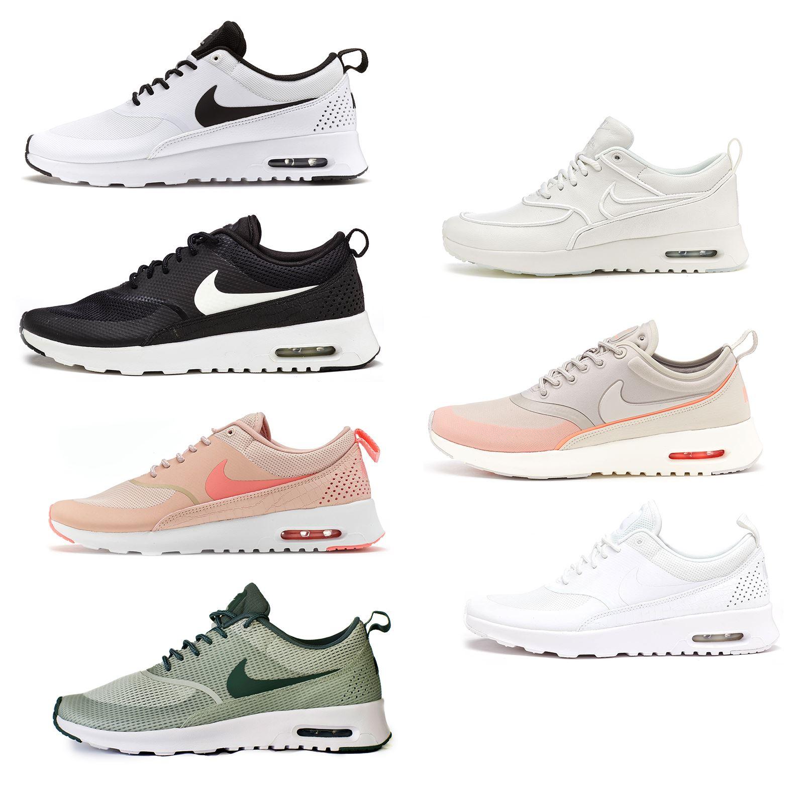 257f6873e7a Femme Nike Air Max Thea formateurs en cours d exécution dans toutes les  tailles