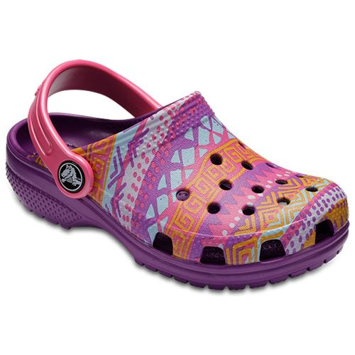 Crocs-Classic-Kids-Roomy-Fit-Clogs-Shoes-Sandals-in-All-Sizes-204536 thumbnail 31
