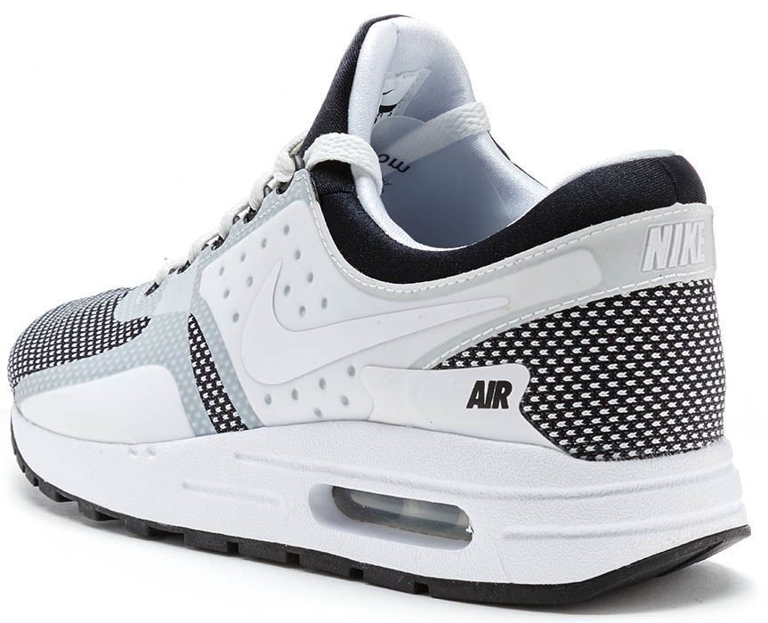 86d175b0cc ... White 881224 001. Description Nike Air Max Zero shoes: iconic and  timeless design with excellent cushioning and latest season colours and  looks