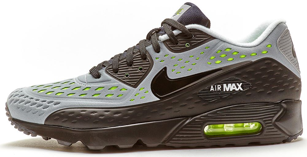 hot sale online b82cb bce6b Mens-Nike-Air-Max-90-Essential-Premium-Breathe-