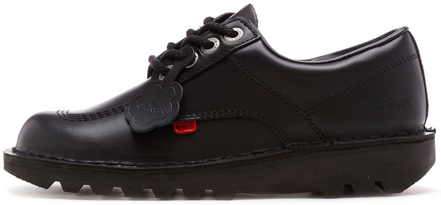 42c3579841 Kickers Kick Lo Core Men Shoes in Black 1KF0000106BTW | eBay