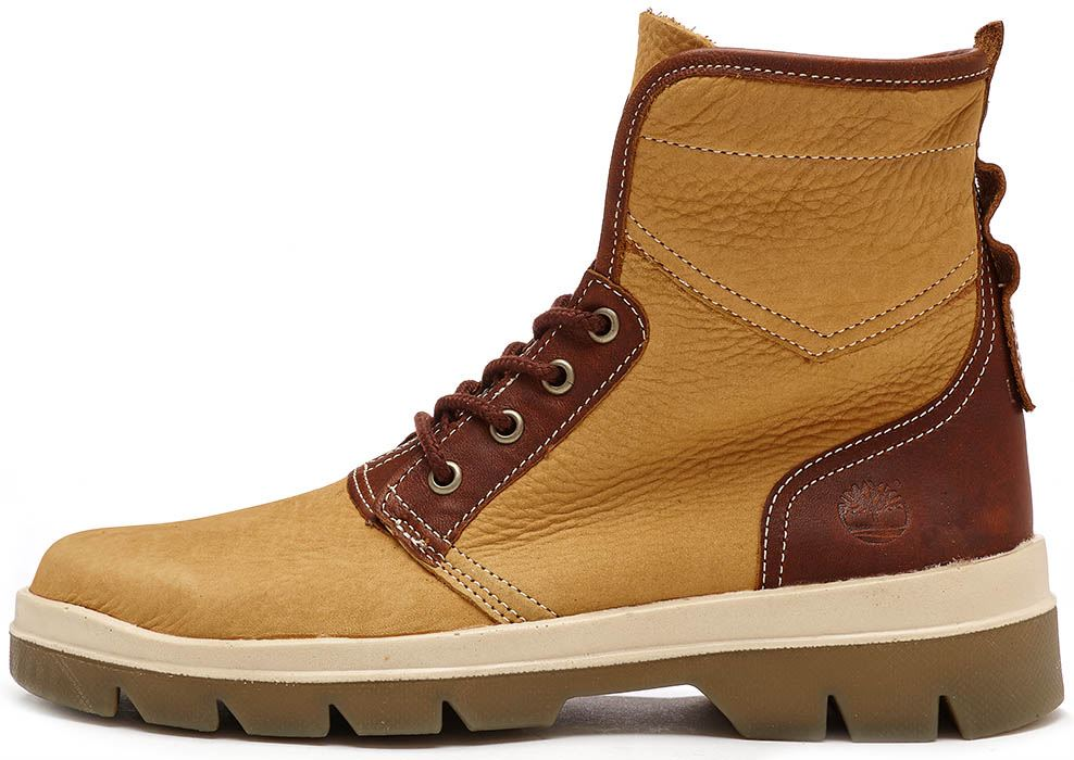 online retailer d68ec dec7d Details about Timberland City Blazer Ankle Boots in Wheat & Brown A1GY4