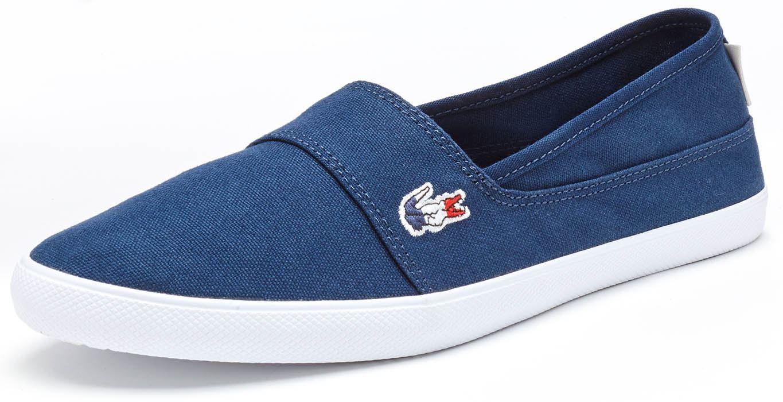 eacc11d723c8d Lacoste Marice 317 1 Caw sin Cordones Mujer Zapatillas en Azul ...