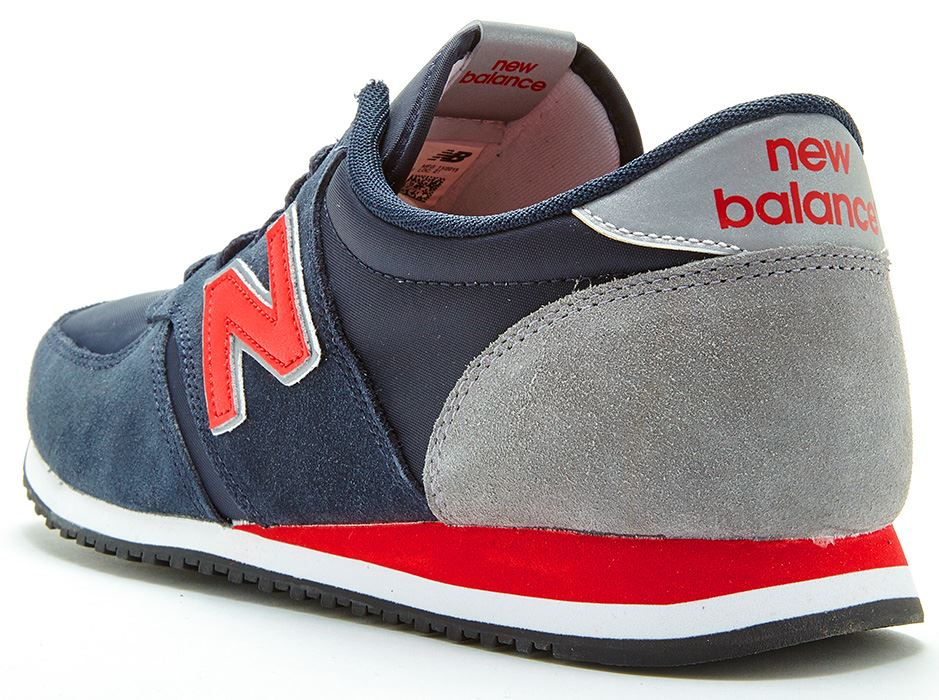 new balance 420 navy red