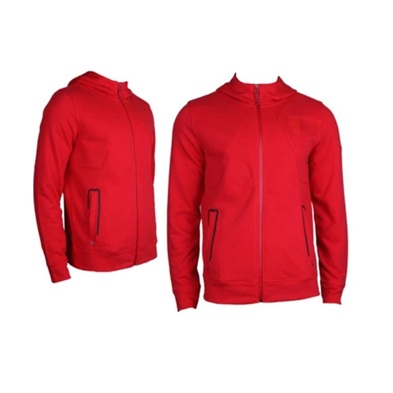 Puma-Ferrari-Sweat-Veste-en-rouge-566628-02 miniature 4