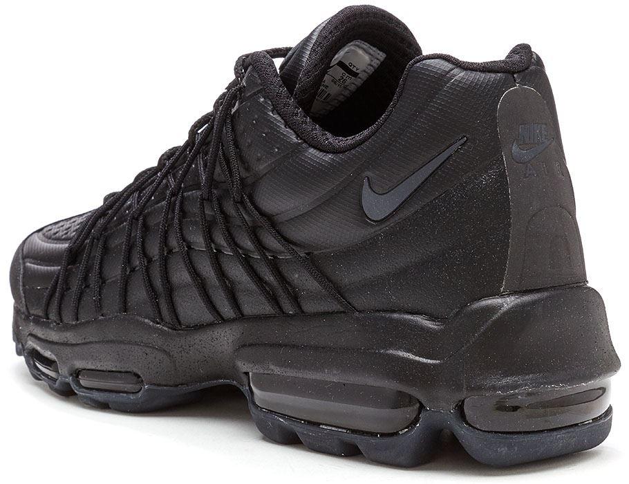 buy popular 75515 9a5cd Nike Air Max 95 Ultra Black leoncamier.co.uk