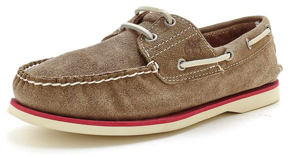 Timberland Earthkeepers Heritage  Eye Boat Shoes Brown