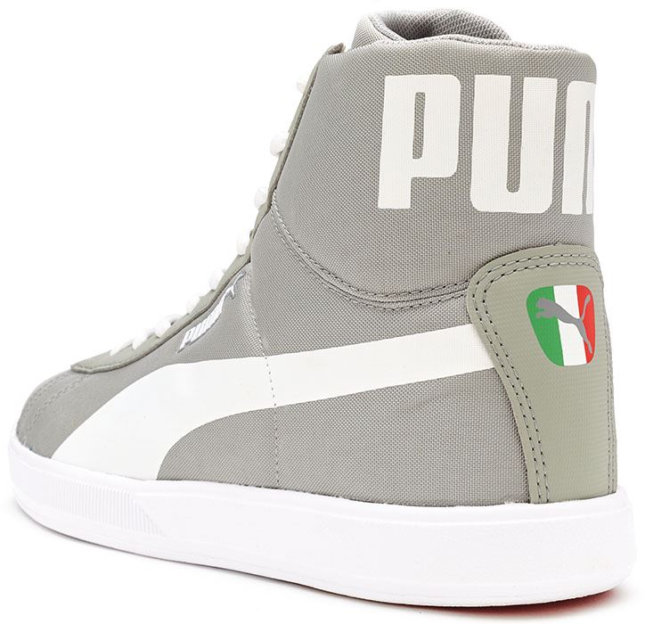 Baskets Puma Archive Lite Mid Washed Chaussures en Gris - Vert 355536 03 [UK 8EU 42] yFglFG