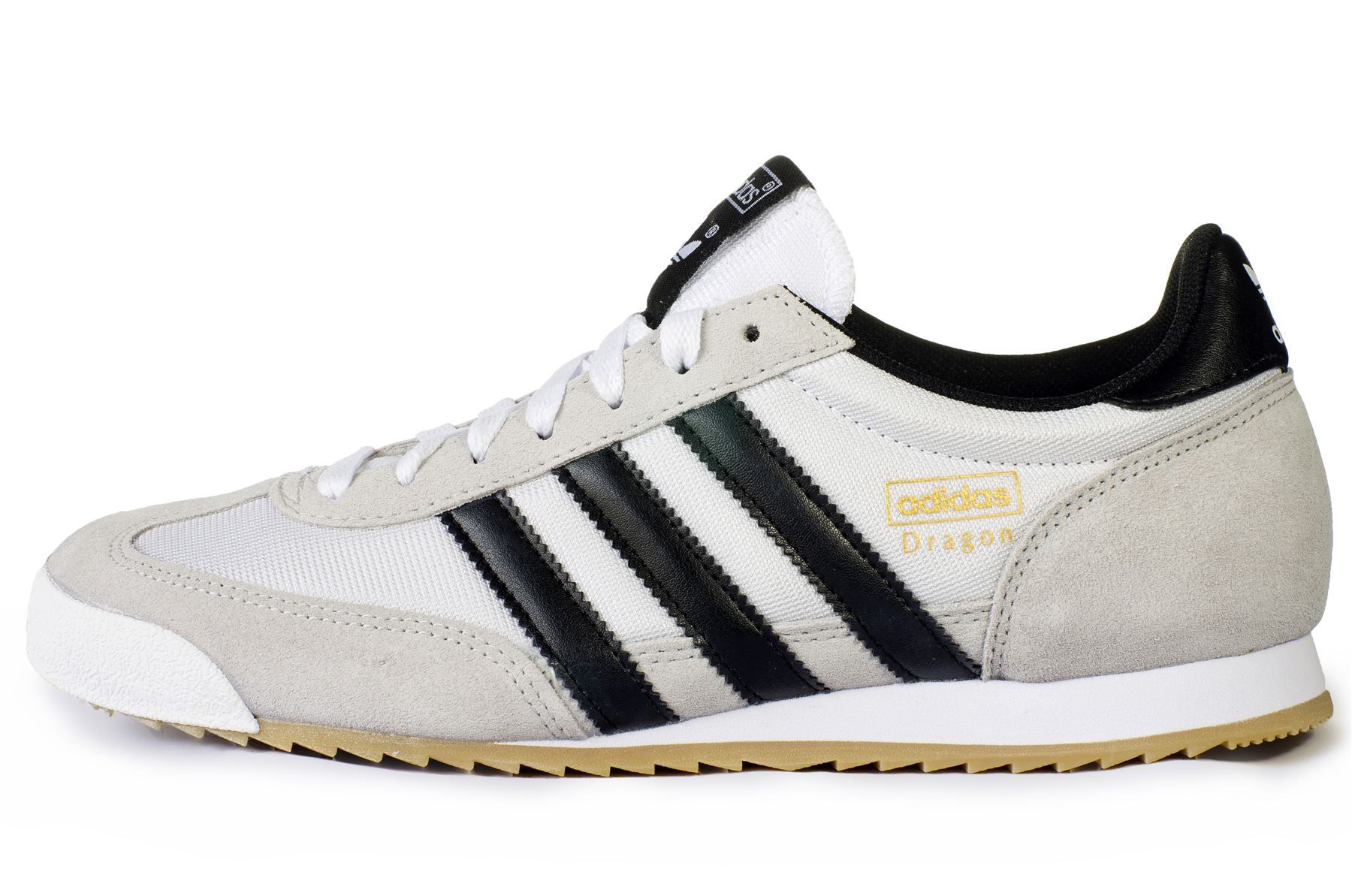 adidas dragon bianche pelle