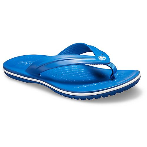 Crocs-Crocband-Kids-Ankle-Strap-Flip-Flops-Pool-Beach-Relaxed-Fit-Summer-Sandals thumbnail 18