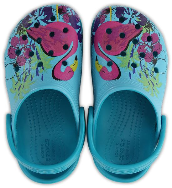 Crocs-Classic-Kids-Roomy-Fit-Clogs-Shoes-Sandals-in-All-Sizes-204536 thumbnail 52
