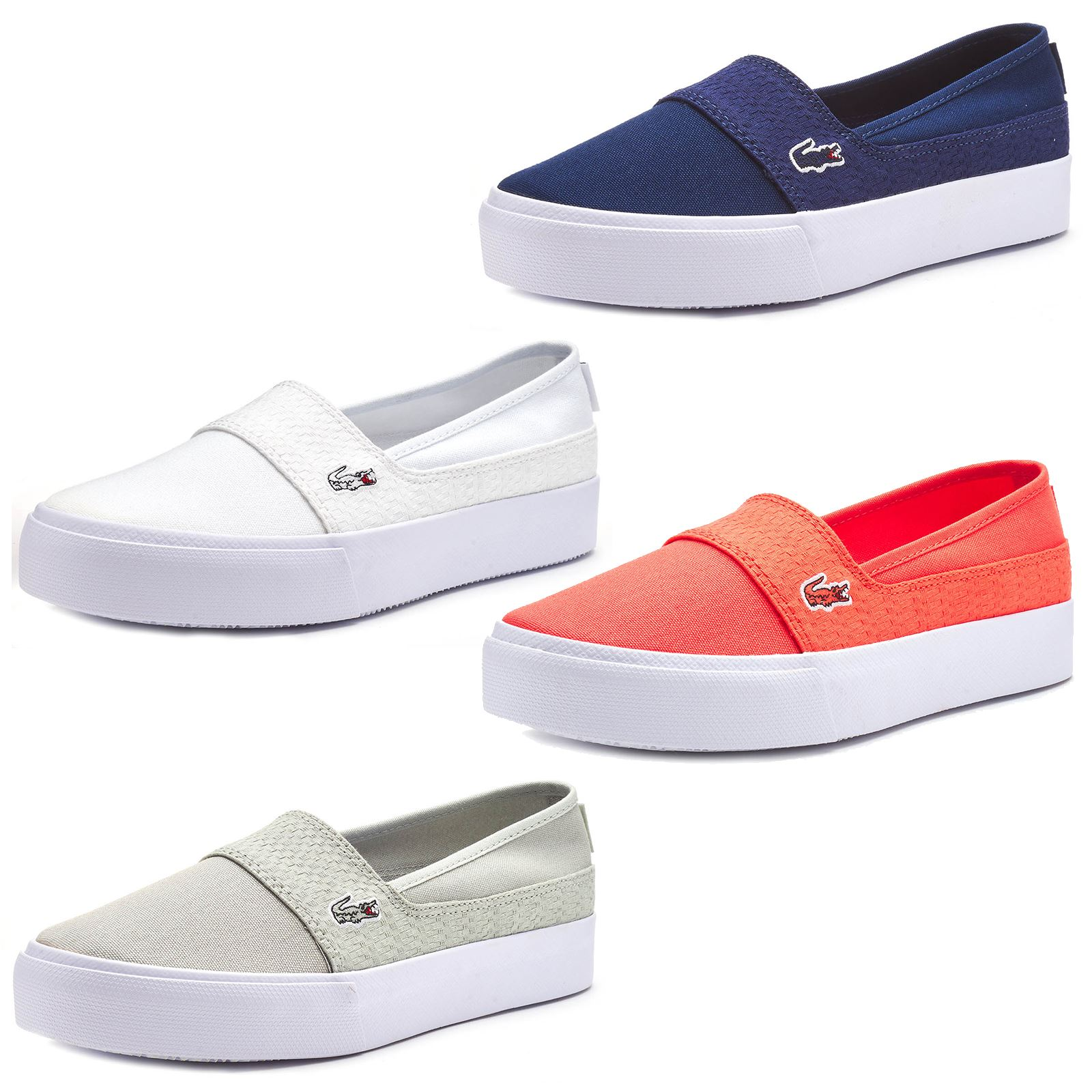 Lacoste Marice Slipper Canvas Zu Turnschuhe Details Plateau Plus Grand 2 Damen Cfa 119 8PwX0knO