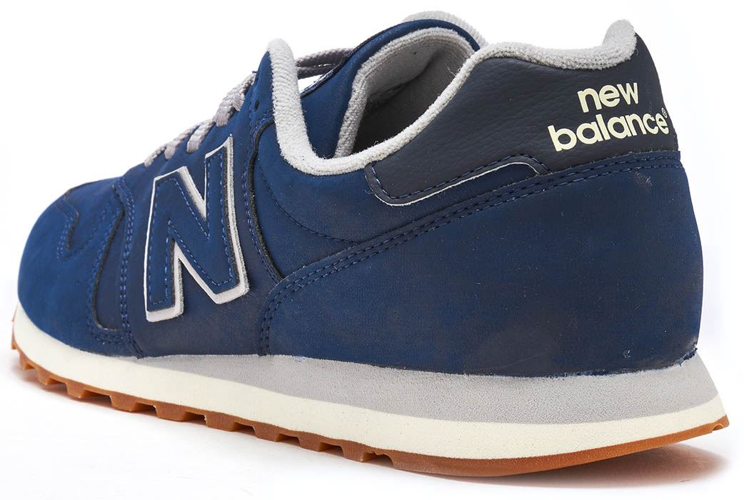 new balance 373 blue and grey