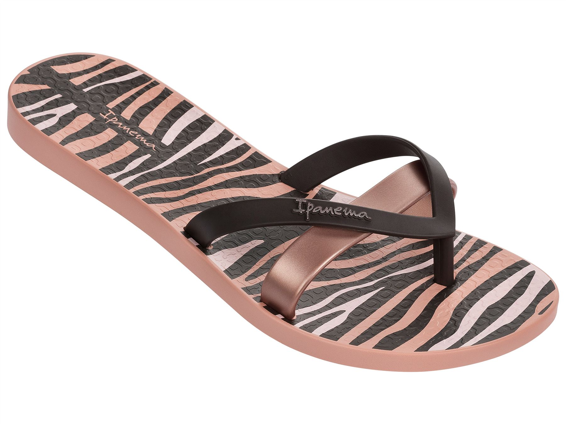 cd45d962aaa08 Ipanema Brasil Silk II 2017 Brn rose Gold Womens Flip Flops Size UK 5 (eu  38). About this product. Picture 1 of 2  Picture 2 of 2