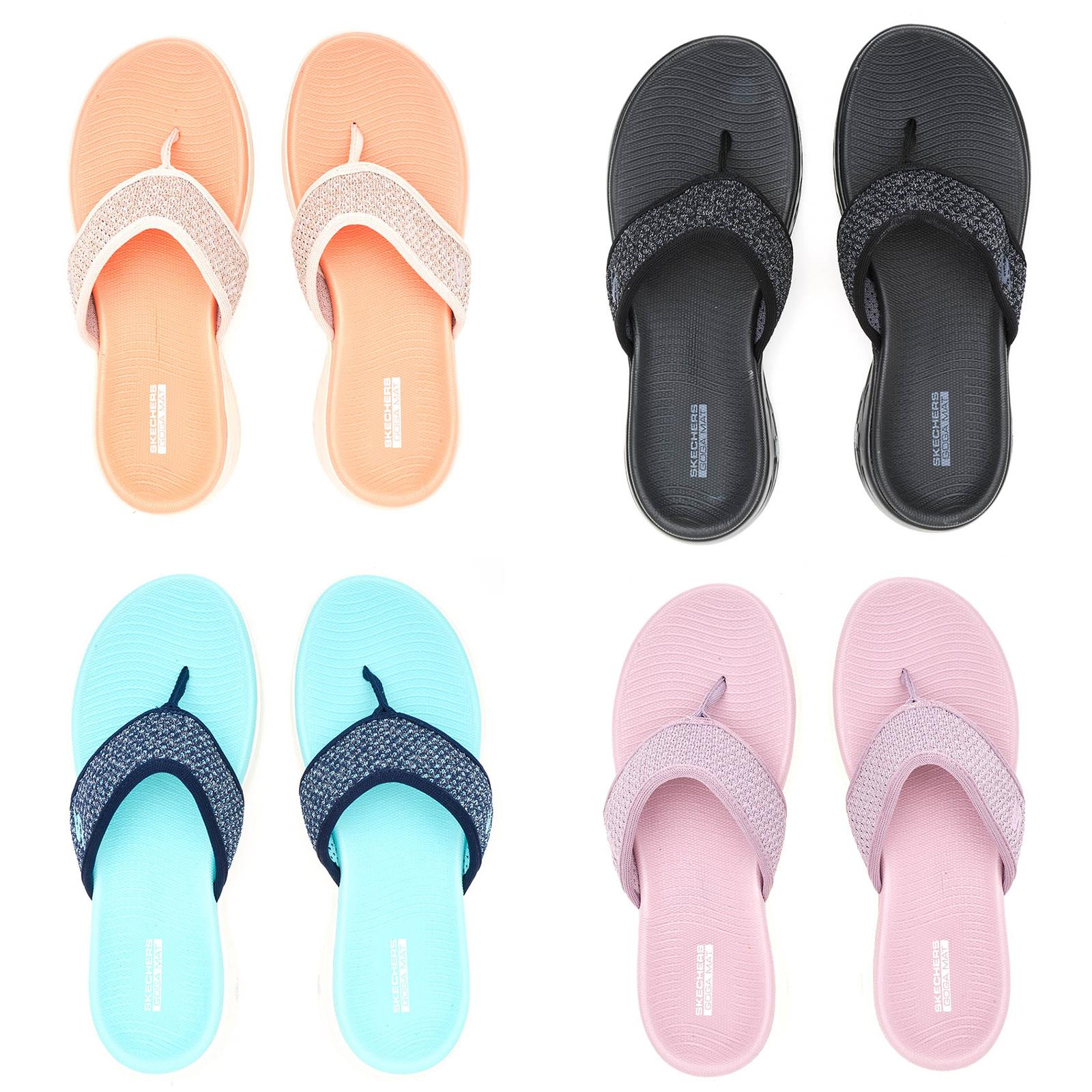On the go 600 Glossy Flip Flop