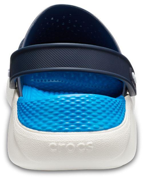 Crocs-Lite-Ride-Relaxed-Fit-Clog-Shoes-Sandals-Black-Grey-White-amp-Blue-204592 thumbnail 32