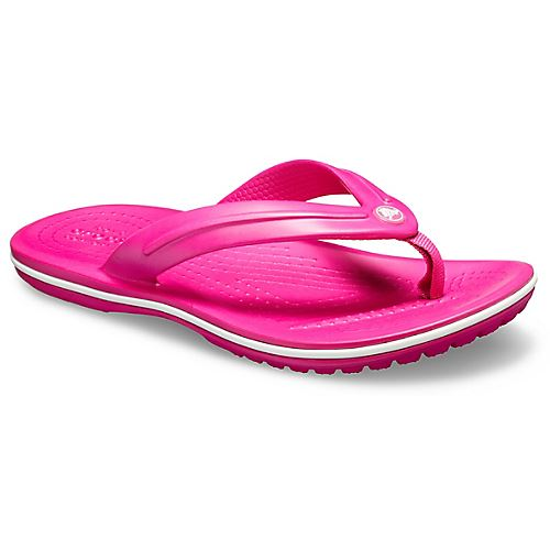 Crocs-Crocband-Kids-Ankle-Strap-Flip-Flops-Pool-Beach-Relaxed-Fit-Summer-Sandals thumbnail 22
