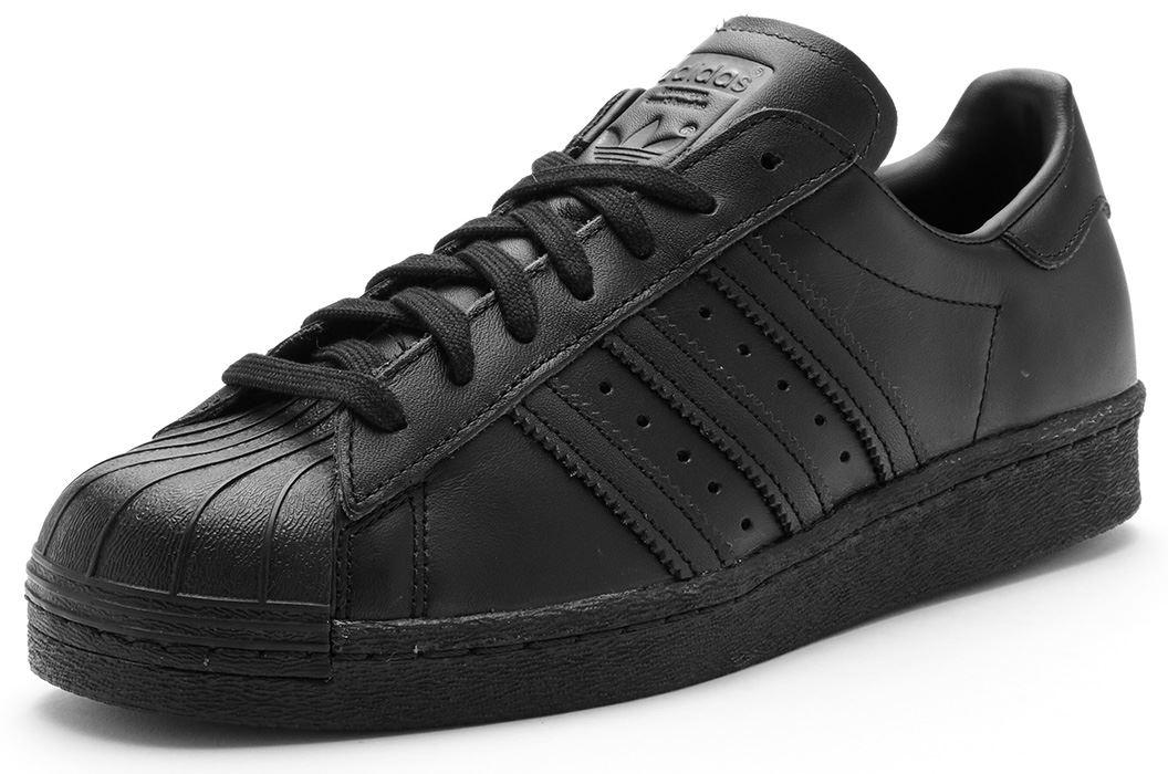 adidas superstar toute noir