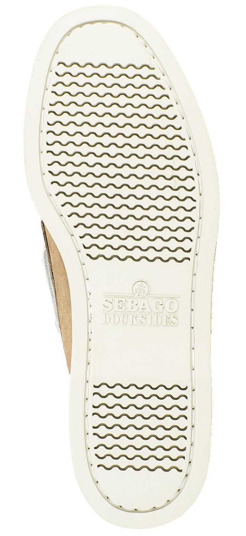 Sebago-Docksides-NBK-Suede-Boat-Deck-Shoes-in-Navy-Blue-amp-Coral-amp-Dark-Brown thumbnail 46