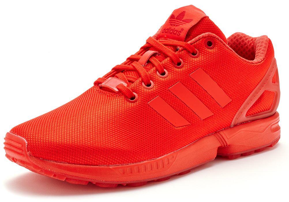 brand new bcb1a 9b852 netherlands adidas zx flux red october kaufen 0d197 db024