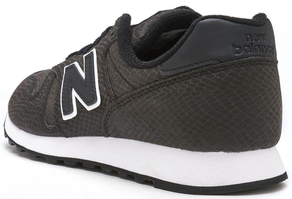 new balance 373 black grey
