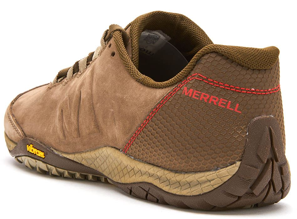 Merrell Parkway Emboss Lace Trainers Trainers Trainers in Stone braun & Dusty Olive 103723