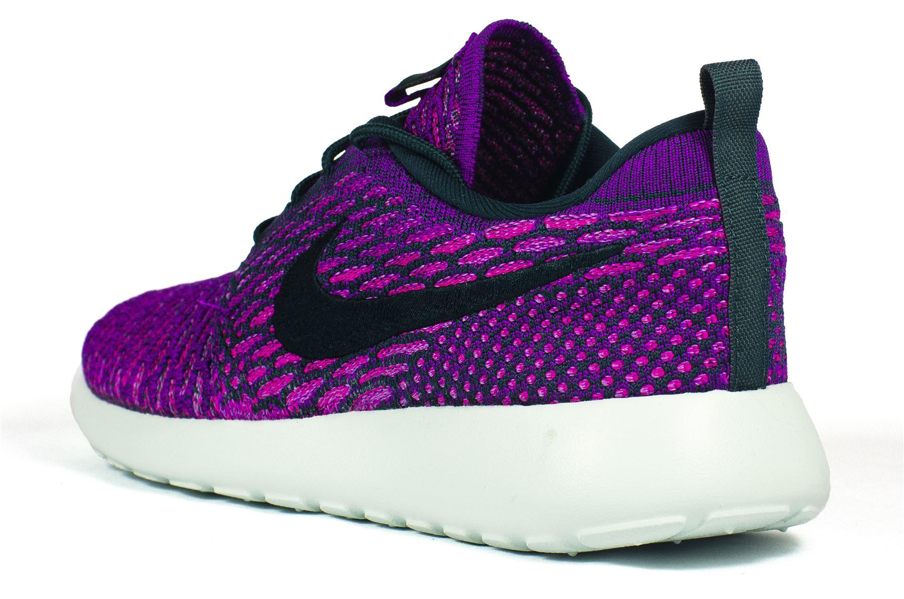 Nike Roshe Run in One Print & Mesh Damens Trainers in Run All Größes 800022