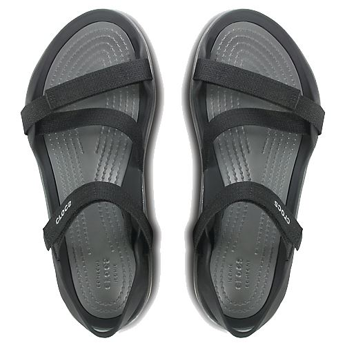 Crocs-Swiftwater-Webbing-Summer-Pool-Beach-Relaxed-Fit-Adjustable-Sandals thumbnail 5