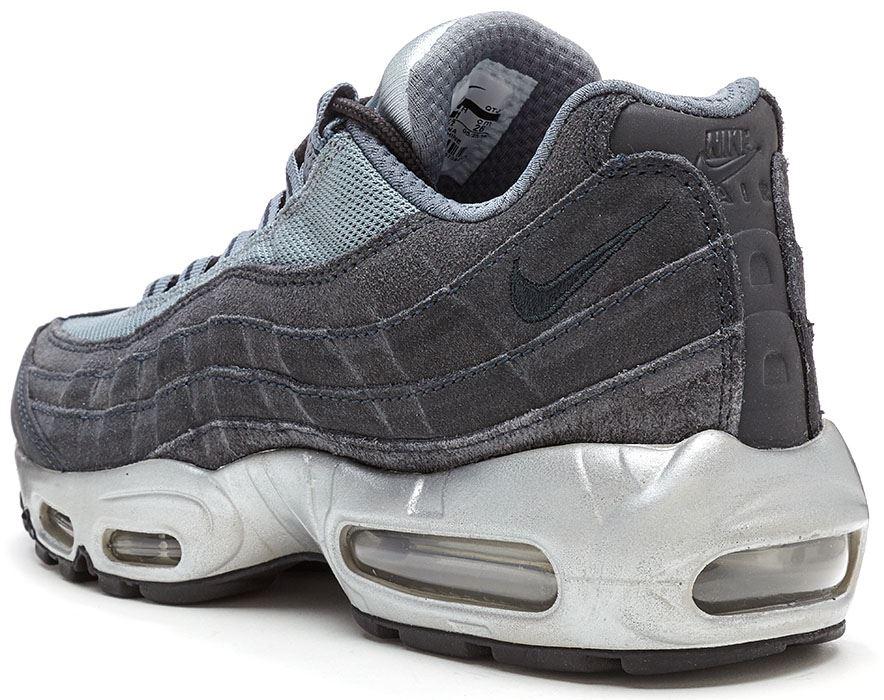 e11eb1fd24 Nike Air Max 95 Premium Ultra SE Trainers in Black & Grey in All ...