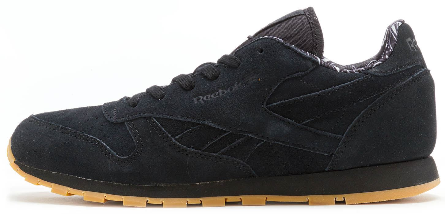fb50b4224c9cf Men Reebok Classic Leather Suede Nylon Retro Trainers in All Sizes ...