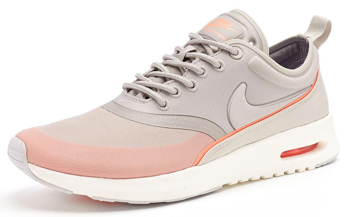 air max thea womens pink and grey
