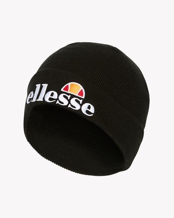 75aa3628 Details about Ellesse Velly Beanie Knit Warm Snug Winter Hat in Black, Blue  & Grey
