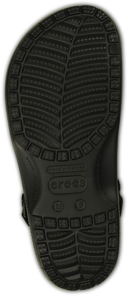 Crocs-Yukon-Mesa-Clog-Shoes-Sandals-in-Khaki-Espresso-Brown-amp-Navy-Blue-203261 thumbnail 7