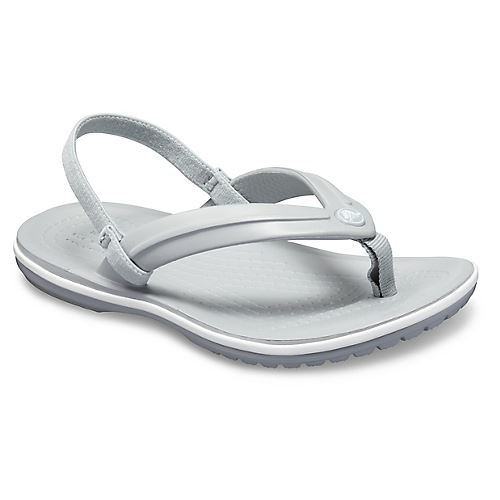Crocs-Crocband-Kids-Ankle-Strap-Flip-Flops-Pool-Beach-Relaxed-Fit-Summer-Sandals thumbnail 13