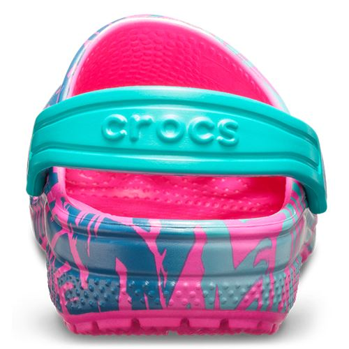 Crocs-Classic-Graphic-amp-Drew-Barrymore-Kids-Clogs-Shoes-Sandals-in-Wide-Colours thumbnail 29