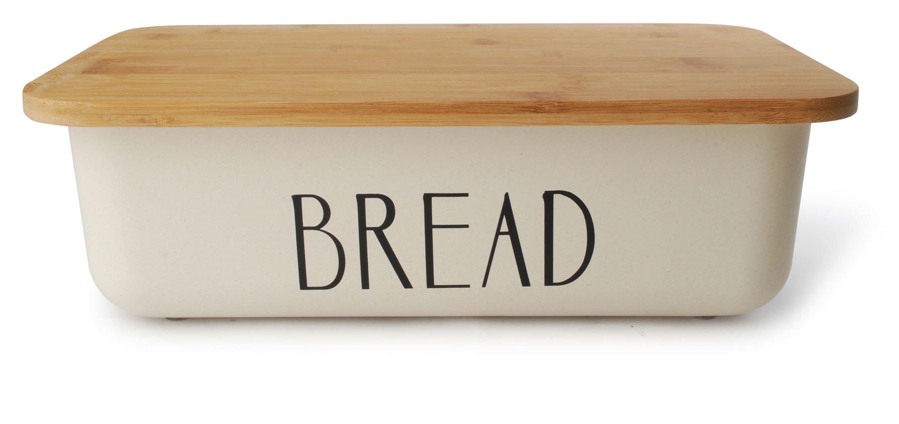 Beau Bread Holder Bin Box Vintage Design Home Kitchen