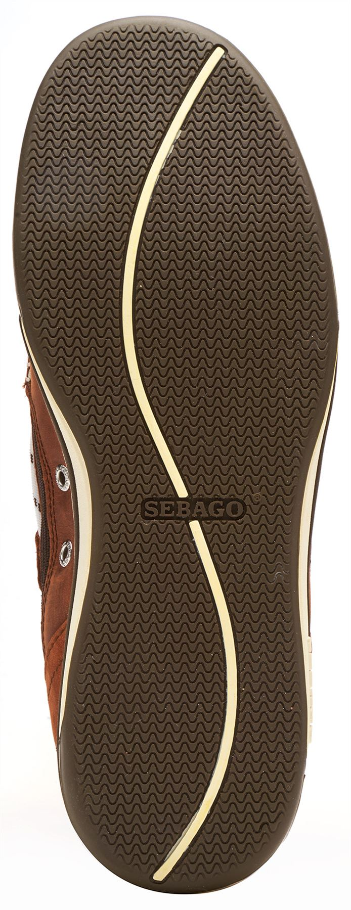 Sebago-Triton-Three-Eye-FGL-Suede-Boat-Deck-Shoes-in-Navy-Blue-amp-Brown-Cognac thumbnail 9