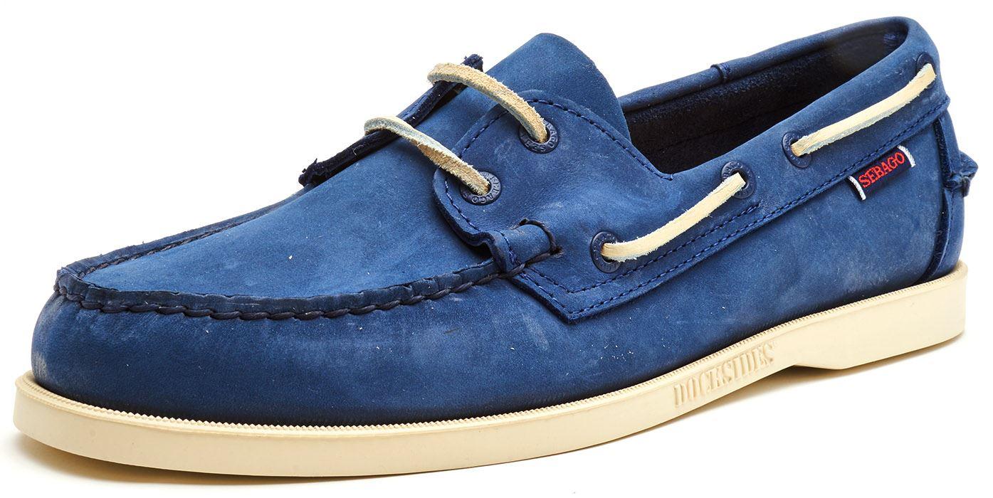 Sebago-Docksides-NBK-Suede-Boat-Deck-Shoes-in-Navy-Blue-amp-Coral-amp-Dark-Brown thumbnail 39