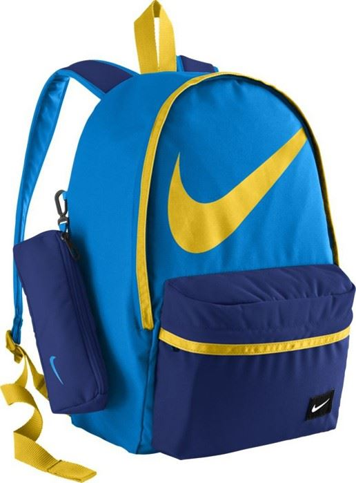 Nike Young Halfday Back to School Rucksack Backpack in Blue   Red BA4665  406 696. Description This pack is great to take to school 6ff23a56080fa