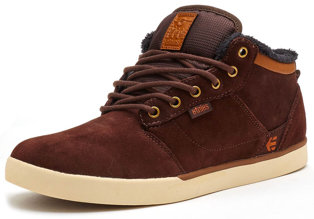 Etnies Jefferson Mid Ankle Boots Hi Top Trainers