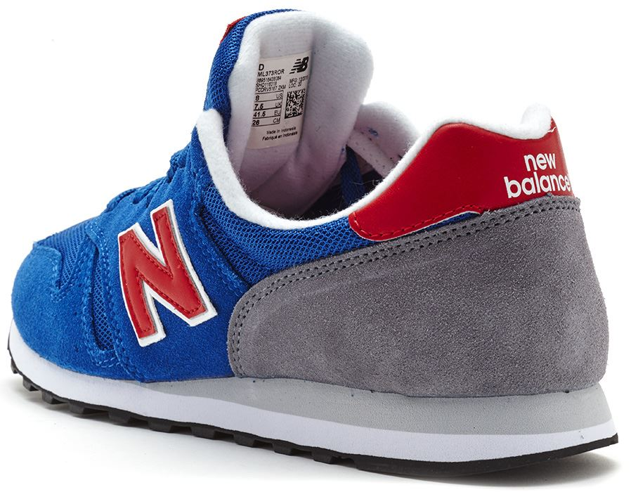 New Balance 373 Modern Classics Suede   Mesh Retro Trainers ML 373 in All  Sizes dd4418150cd3