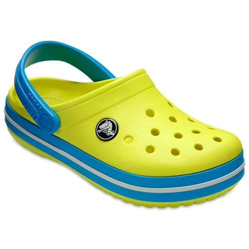Crocs-Crocband-Kids-Relaxed-Fit-Clog-Shoes-Sandal-Wide-Range-of-Colours thumbnail 93