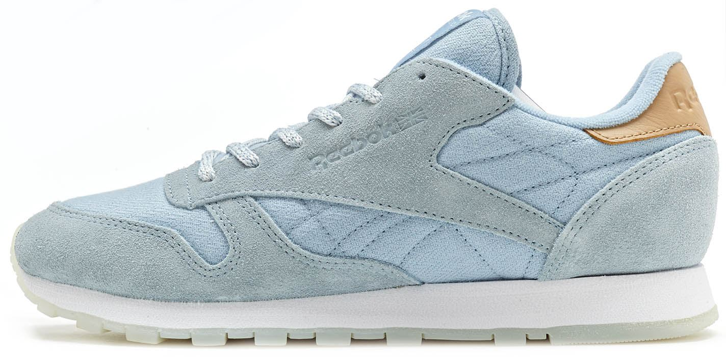1ae720aa178 Reebok Classic Leather Sea Worn   Spirit Classic Suede Women Trainers All  Sizes