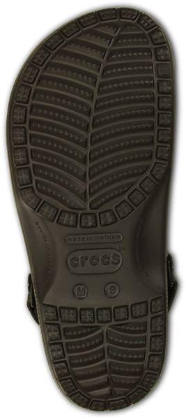 Crocs-Yukon-Mesa-Clog-Shoes-Sandals-in-Khaki-Espresso-Brown-amp-Navy-Blue-203261 thumbnail 16