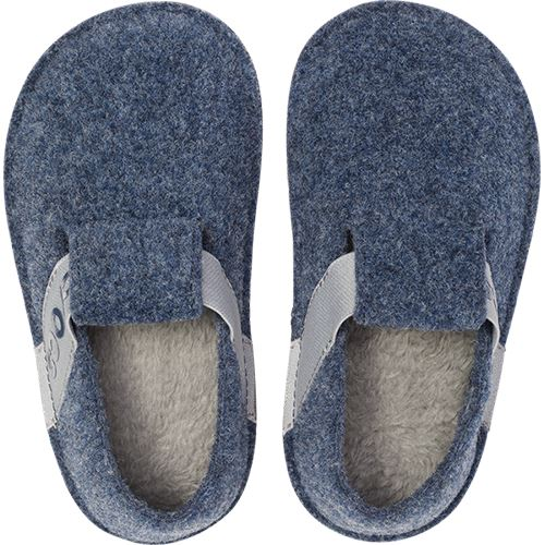 Crocs-Classic-Kids-Relaxed-Fit-Cozy-Slippers-Slip-On-Warm-Winter-Sandals thumbnail 13