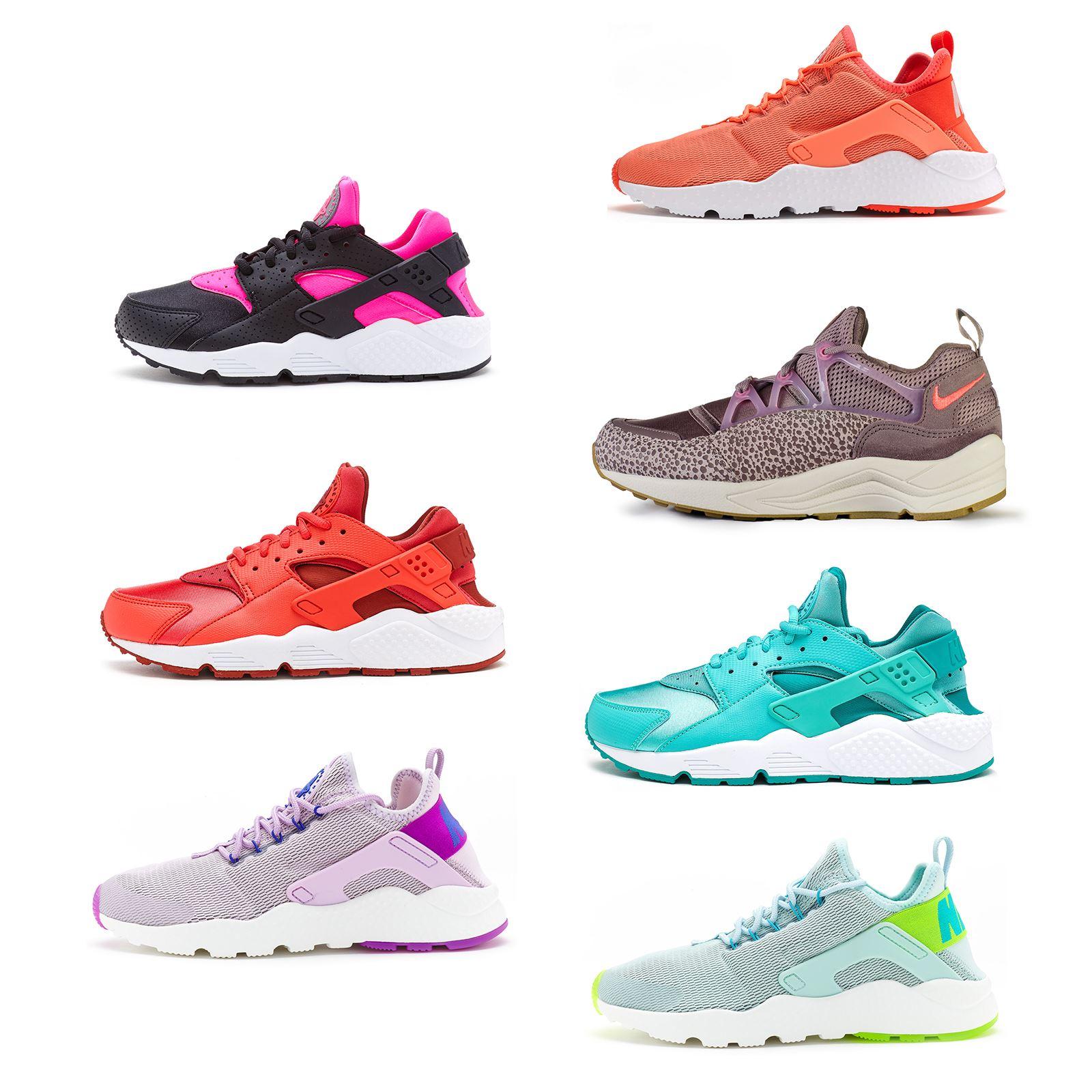 988e463000151 Nike Luft Huarache Damen Laufen Sportschuhe in Alle Größen