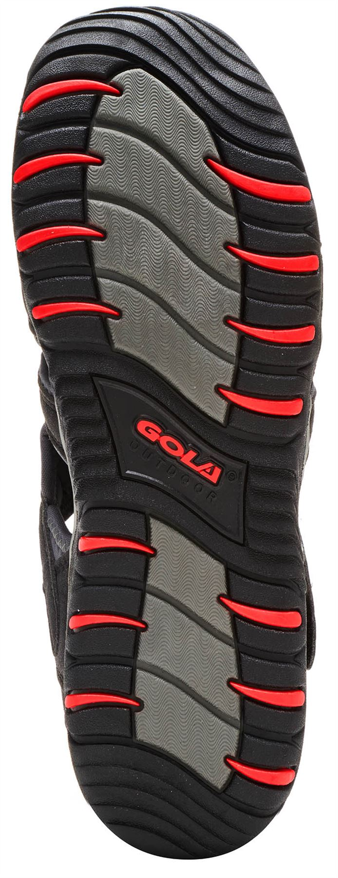 Gola Shingle 3 Outdoor Sandals in Brown /& Taupe AMP209FB /& AMP209TB