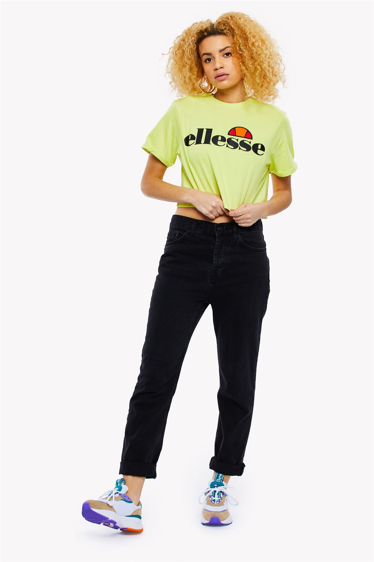 Ellesse-End-of-Line-Clearance-Sale-Bargain-Womens-Tops-T-Shirts-Free-UK-Ship thumbnail 10
