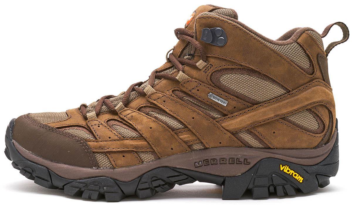 82dff916353 Details about Merrell Moab 2 Smooth GTX Trekking Hiking Outdoor Waterproof  Gortex Boots
